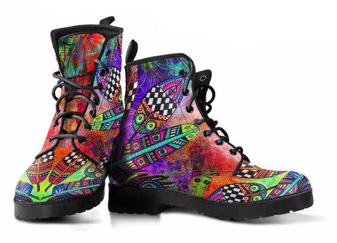 Feather Festival Boots