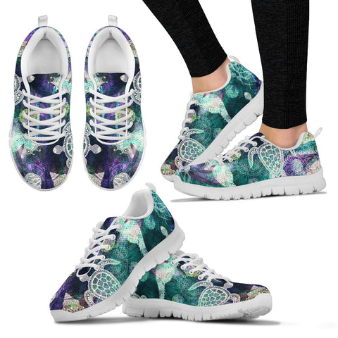Ocean Breeze Sneakers