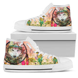 Boho Kingdom High Tops