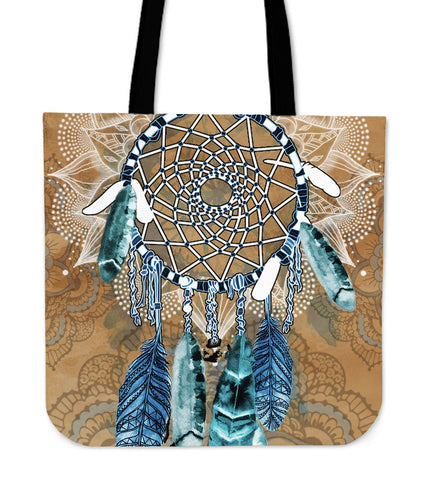 Dream Catcher Cotton Tote Bag