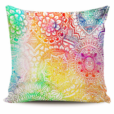 Kaleidoscope Dream Pillow Cover