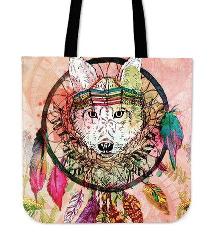 Boho Kingdom Cotton Tote Bag