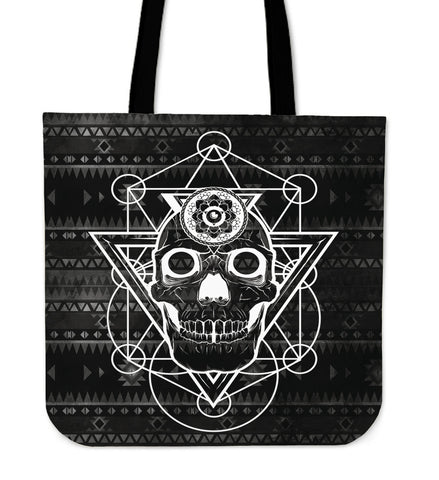 Boho Soul Cotton Tote Bag
