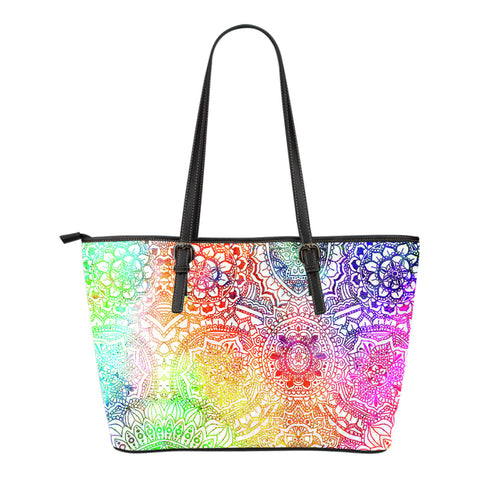 Kaleidoscope Dream Small Tote Bag