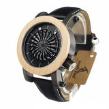 Bamboo Wave Watch