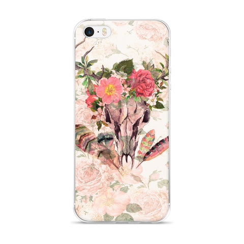 Undying Garden iPhone 5/5s/Se, 6/6s, 6/6s Plus Case