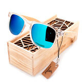 Beach Bamboo Sunglasses