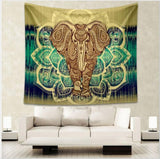 Exotic Indian Elephant Tapestry
