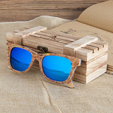 Recycled Skateboard Sunglasses