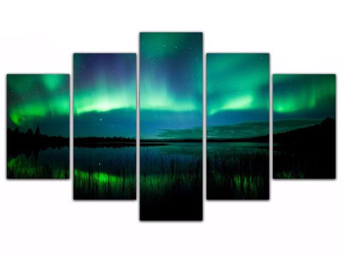 Northern Light Canvas