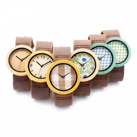 Hippie Wooden Watches