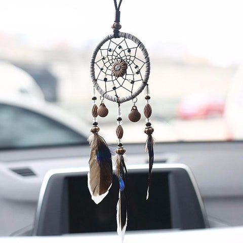 Dreamcatcher Car Pendant