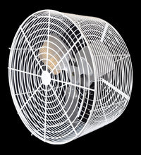 P/N: 20VTW-1, DEEP GUARDED HIGH PERFORMANCE CIRCULATION FAN, WHITE