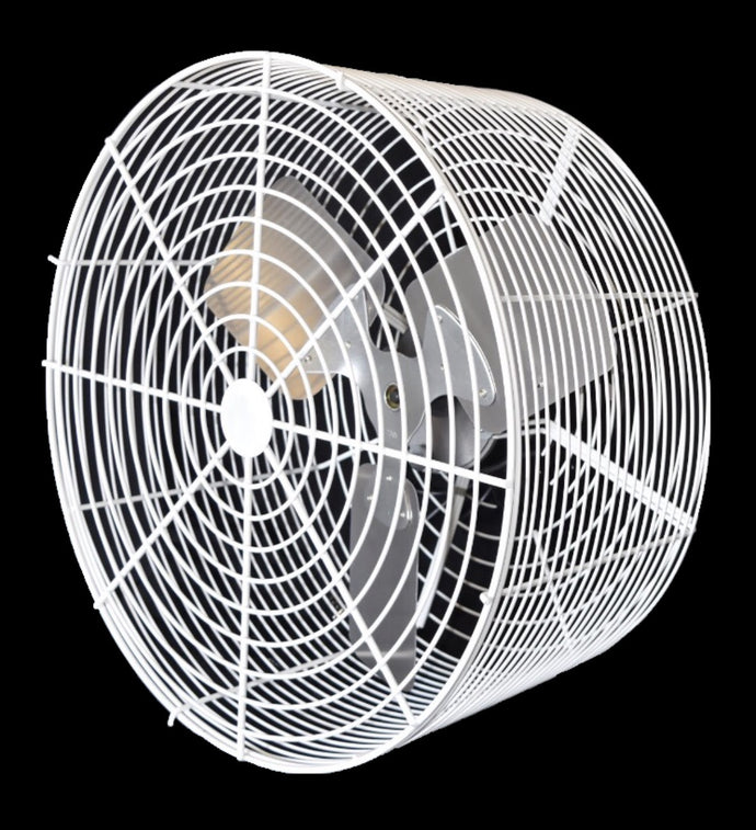 P/N: 12VTW-1, DEEP GUARDED HIGH PERFORMANCE CIRCULATION FAN, 12