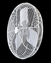 "P/N: 20RW-1, CIRCULATION FAN, 20"", WHITE, CEILING STYLE BRACKET"