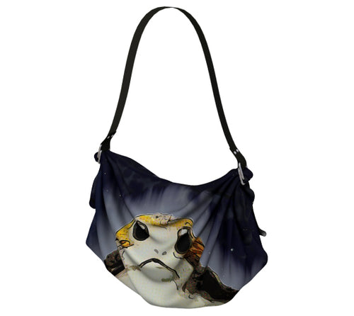 Cosmic Porg Origami Tote Bag (LIMITED RUN)