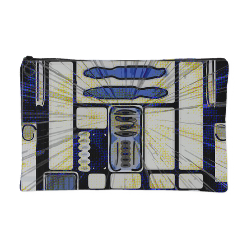 DroidBeTrippin' Women's Small Accessory Pouch