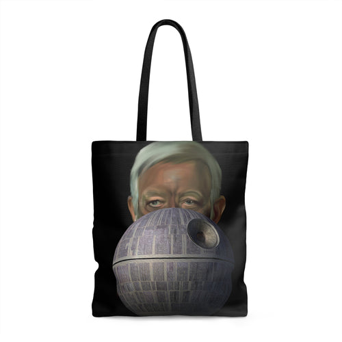 Fate In His Eyes Tote Bag