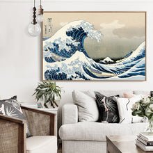 Hokusai The Great Wave Off Kanagawa Poster