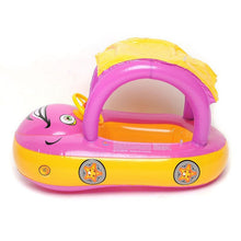 Baby Inflatable Car Pool Float