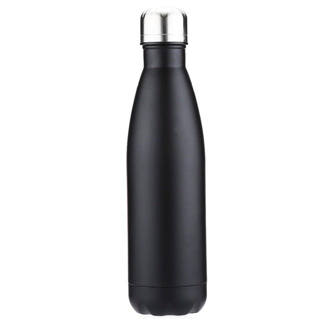 Insulated Water Bottle - Stainless Steel