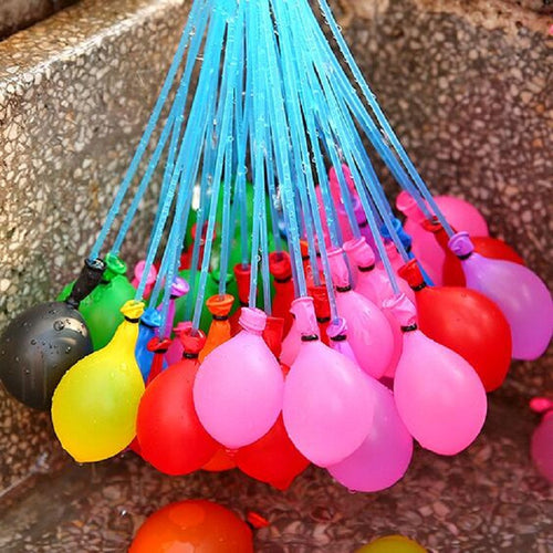 Instant Water Balloon Fun
