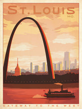 Assorted U.S. Travel Posters