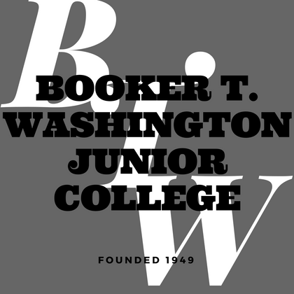 Booker T. Washington Junior College Apparel