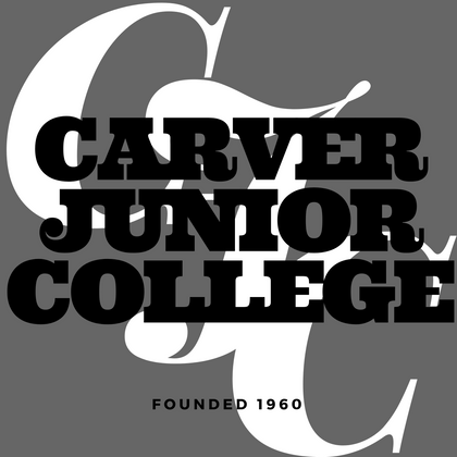 Carver Junior College Apparel