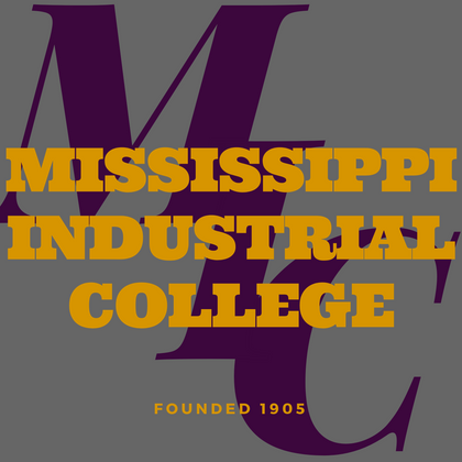 Mississippi Industrial College Apparel