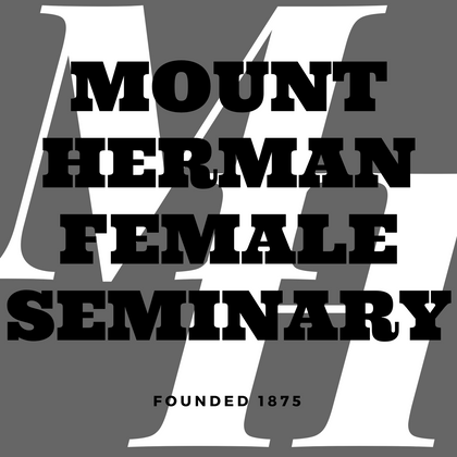 Mount Hermon Female Seminary Apparel