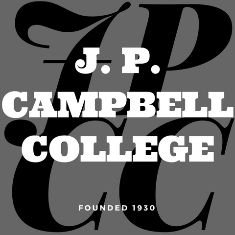 J. P. Campbell College Apparel