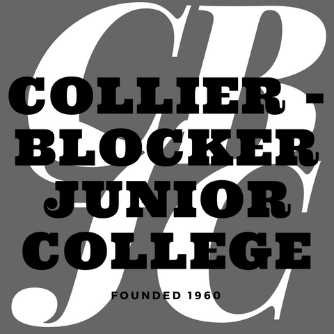 Collier-Blocker Junior College (CBJC) Apparel