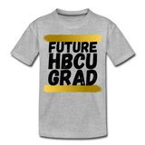 Rep U Future HBCU Grad Toddler T-Shirt - heather gray