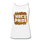 Rep U HBCU Pride Women's Tank Top - white