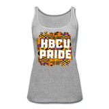 Rep U HBCU Pride Women's Tank Top - heather gray