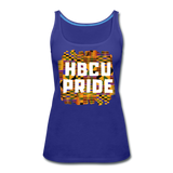 Rep U HBCU Pride Women's Tank Top - royal blue