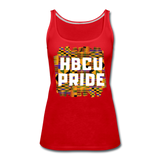 Rep U HBCU Pride Women's Tank Top - red