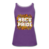 Rep U HBCU Pride Women's Tank Top - purple