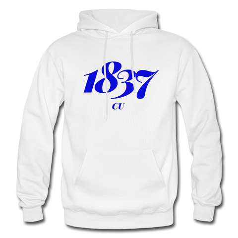 Cheyney University Rep U Year Adult Hoodie - white