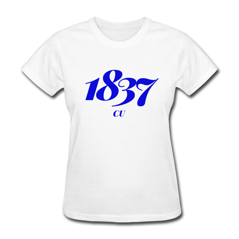 Cheyney University Rep U Year Women's T-Shirt - white