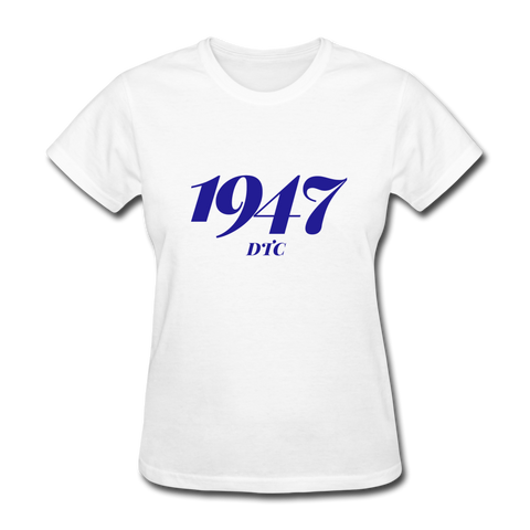 Denmark Technical College Rep U Year Women's T-Shirt - white