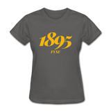 Fort Valley State University Rep U Year Women's T-Shirt - charcoal
