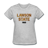 Lawson State Community College Women's T-Shirt - heather gray