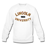 Lincoln University (Missouri) Rep U Heritage Crewneck Sweatshirt - white