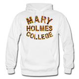 Mary Holmes College Rep U Heritage Adult Hoodie - white