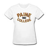 Paine College Rep U Heritage Women's T-Shirt - white
