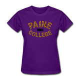 Paine College Rep U Heritage Women's T-Shirt - purple