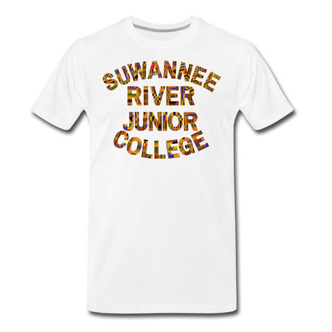 Suwanee River Junior College Rep U Heritage T-Shirt - white