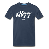 Jackson State University Rep U Year T-Shirt - navy
